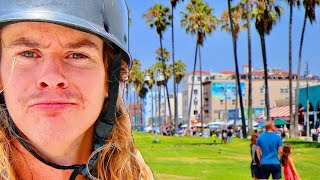 most-creative-skateboarder-versus-venice-boardwalk
