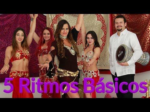 Danza Oriental - 5 Ritmos Básicos - Antonina Canal