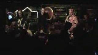 The Dickies - Bowling With Bedrock Barney(live 1/12/08)