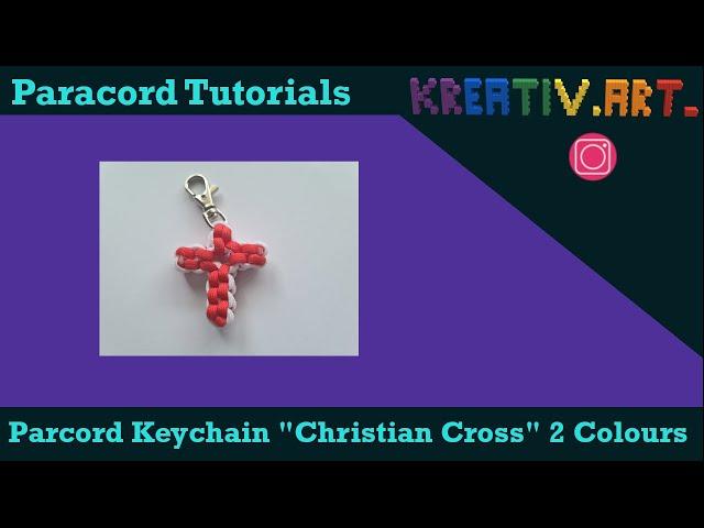 Paracord Keychain
