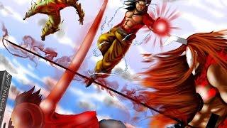 J-Stars Goku VS The Big 3