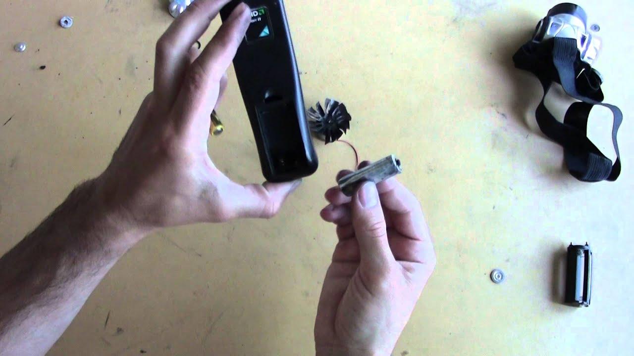 Что делать, если батарейки не подходят по размеру в фонарик?