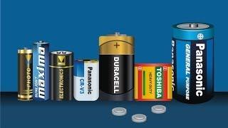 Что делать, если батарейки не подходят по размеру в фонарик?(Наш официальный сайт - http://kulibin-tv.com/oruzhie/kak-sdelat-blochnyj-luk.html Часто бывают такие ситуации в походах, лесу и т.д,..., 2014-05-18T19:53:02.000Z)