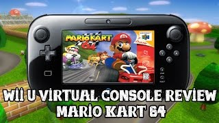 [Wii U VC] Mario Kart 64 – video review