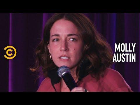 Semen Is Way Grosser Than Periods - Molly Austin