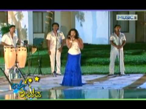 Nidimathai - Anupama Rajapaksha - LIVE at Tharu Wessa