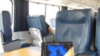 Acela Express First Class August 2009