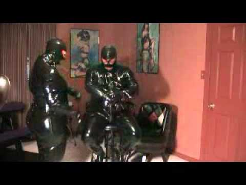 Mr and Mrs Rubberton getting ready to have some fun in the play room. from YouTube · Duration:  5 minutes 12 seconds