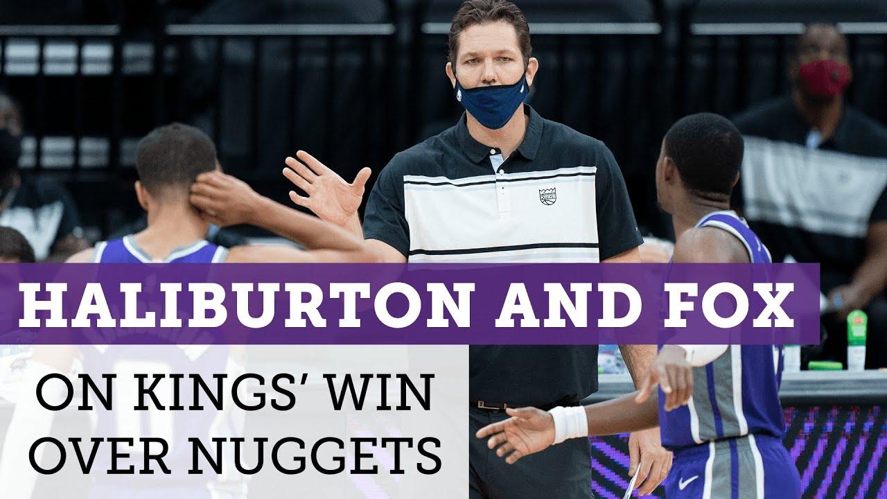 Kings News: De'Aaron Fox, Tyrese Haliburton lead team in NBA ...