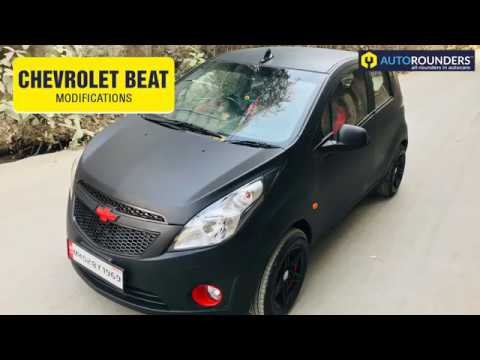 Chevrolet Beat | Modifications - YouTube
