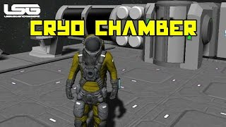 Space Engineers - Cryo Chamber & Character Animations