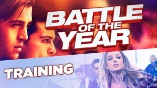 TRAINING HARD for Battle of the Year Movie (HD) Coming 9/20/13