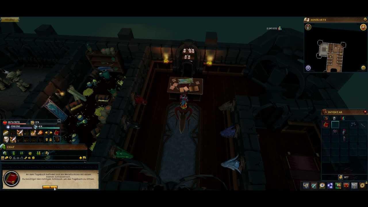 Runescape Abenteuer