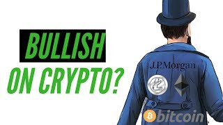 JP Morgan Releases Bullish News On Crypto    Is Crypto Here To Stay?