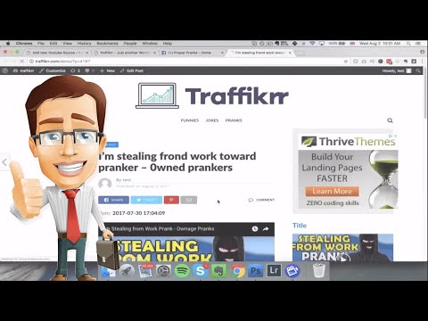 Traffikrr PRO Review 2018   Make Money from FREE Viral Traffic To Videos you DON'T have to create. http://bit.ly/2ZzjQc6