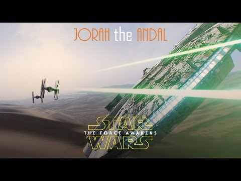 Star Wars Episode VII: The Force Awakens Soundtrack Medley