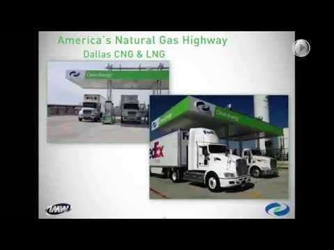 CNG and LNG for Heavy Duty Trucking