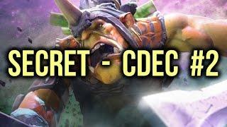 Secret vs CDEC Dota 2 Highlights ESL One NY Game 2