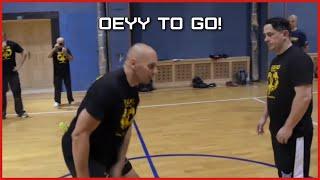 Oeey, Oeey, Oeey, Martial Arts Moves