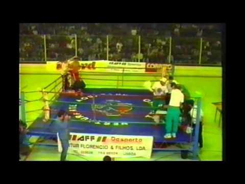 KickBoxing :: Fernando Fernandes - Campeão do Mundo de KickBoxing em 1994
