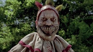 ahs twisty the clown compilation