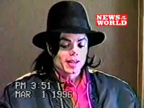 Michael Jackson Interrogated By the Police