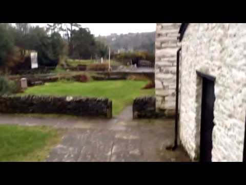 Isle Of Man: Laxey Wheel Part 1