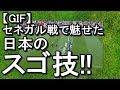 サッカー日本代表 世界で絶賛される!セネガル戦での日本代表の『オフサイドトラップ』が最高すぎた!【2ちゃんねる】すずめ