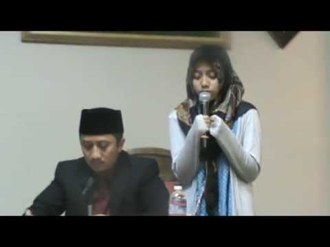 Beautiful Quran Recitation By Wirda Mansur Part 2 14 Years Old Hafiz 30 Juz