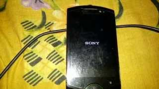Recovery Mode WT19i Sony Ericsson Xperia Mini, Mini