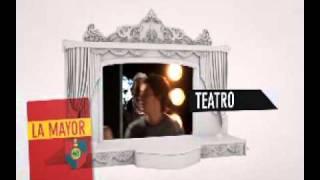 Universidad Mayor - Spot Periodismo, Cine, Animacion Digital, Teatro