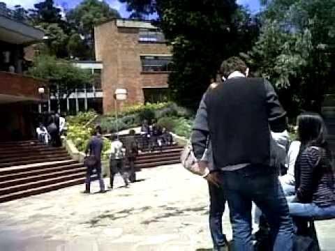 Así es llegar a la Universidad Externado de Colombia