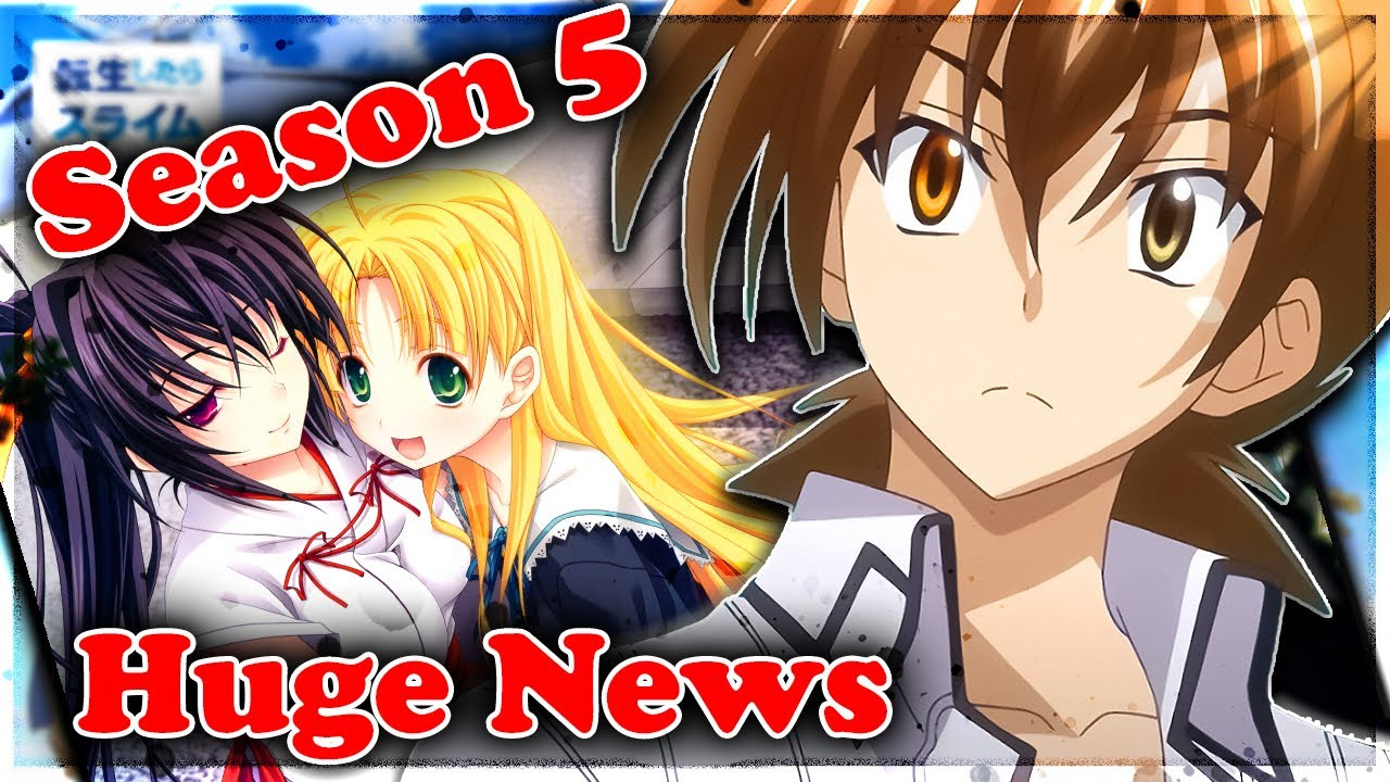 Download Highschool DxD Season 5 Release Date Situation And Fake Rumors Explained!