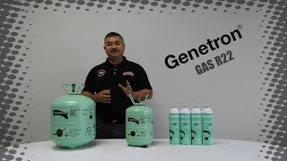 Totaline: Genetron Gas R22