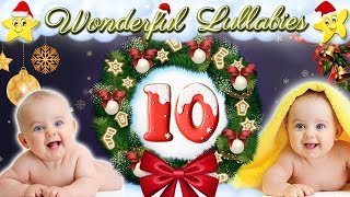 Super Relaxing Christmas Xmas Baby Lullaby ♥ Jingle Bells Soft Bedtime Hushaby ♫ Sweet Dreams