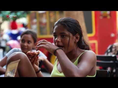 Halls Creek Aboriginal Kids visit to Singapore