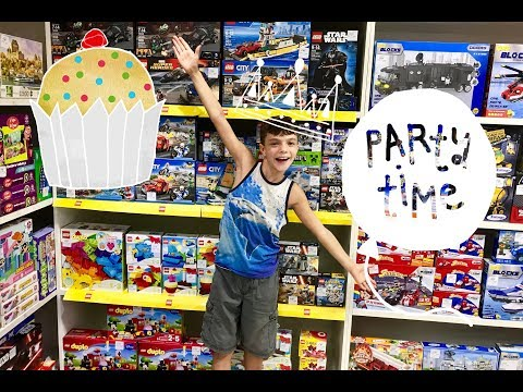 Birthday Party in Brazil – Tiago Turns 9