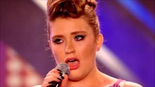Ella Henderson's Xfactor audition