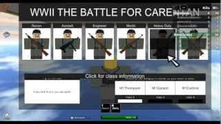 ROBLOX Gameplay Shorts - WWII Battle for Carentan