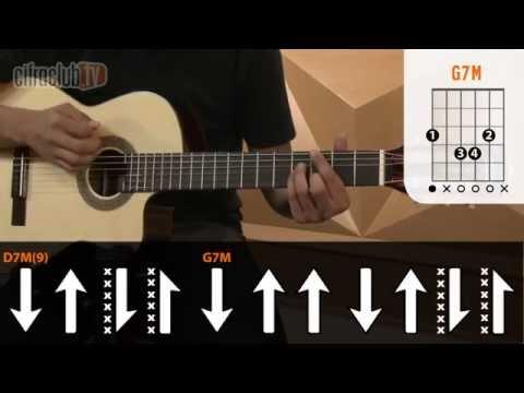 A Estrada - Cidade Negra (aula de violão)