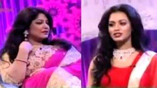Bangladeshi Film Actress Mousumi,Nusrat Faria,Shipon Celebrity Entertainment Bangla Show