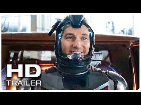 Ant Man Time Travel Scene - Baby Ant Man - AVENGERS 4 ENDGAME (2019) Movie CLIP HD