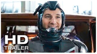 Ant Man Time Travel Scene - Baby Ant Man - AVENGERS 4 ENDGAME (2019) Movie CLIP HD