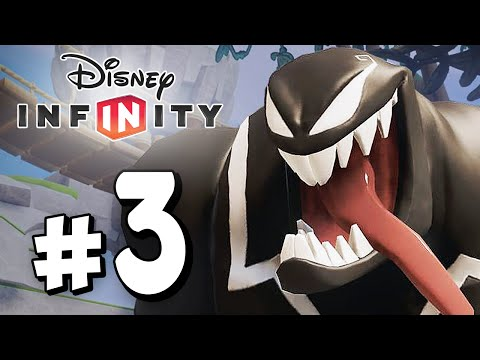 ВЕНОМ (Disney Infinity 2: Marvel Super Heroes) #3