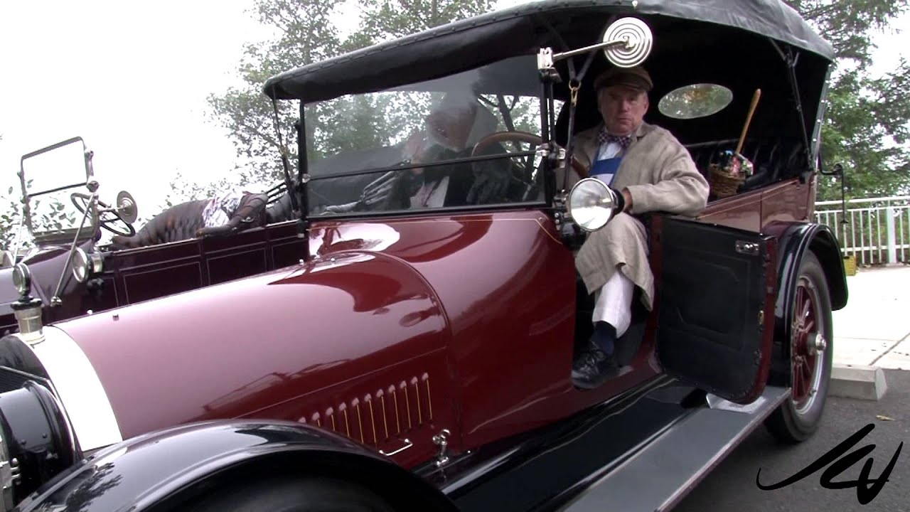 1915 and older cars touring - WOW...WOW...WOW - YouTube - YouTube