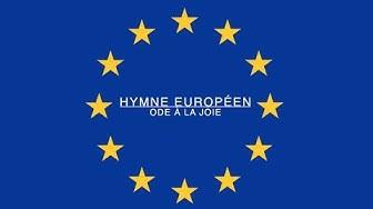 Hymne Européen - Officiel - Ode à la Joie - Français.