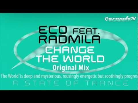 Клип Eco - Change The World - Original Mix
