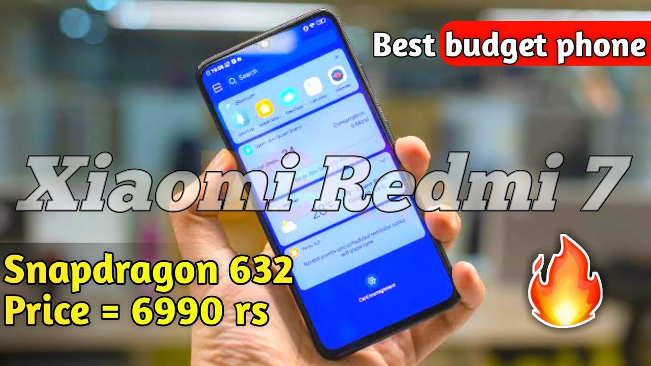 Xiaomi Redmi 7 is coming | launch date | BD price? specs