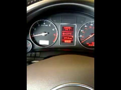 2003 Audi A4 1.8T CVT Transmission Problem - YouTube
