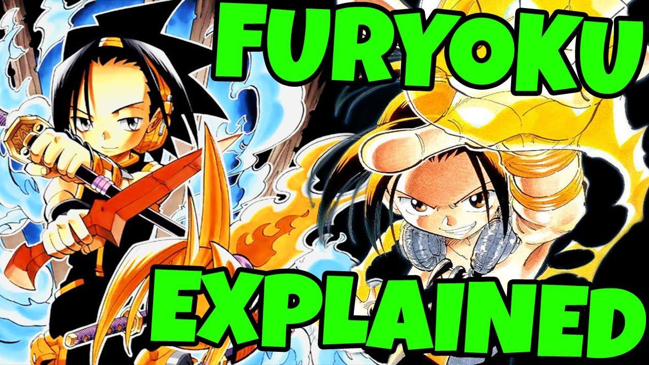 Shaman King Furyoku and Spiritual Power Explained